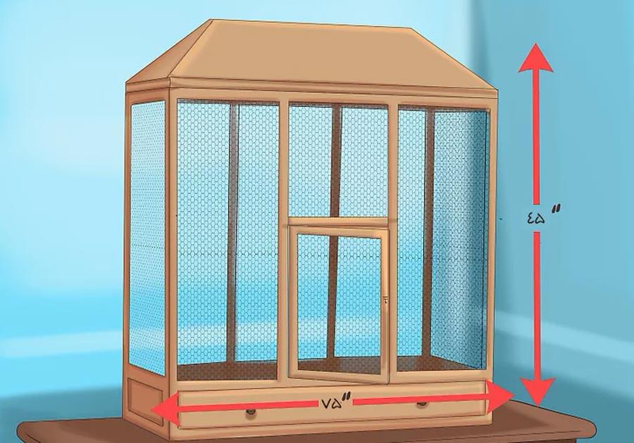 قفس قناری