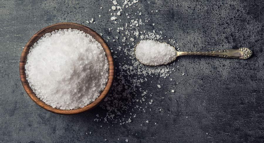 نمک برای پرندگان