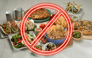 غذای ممنوع پامرها